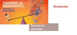 Le mouvement #EnsemblePourLaBiodiversité et sa campagne