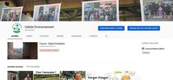 Chaîne Youtube Cel.env